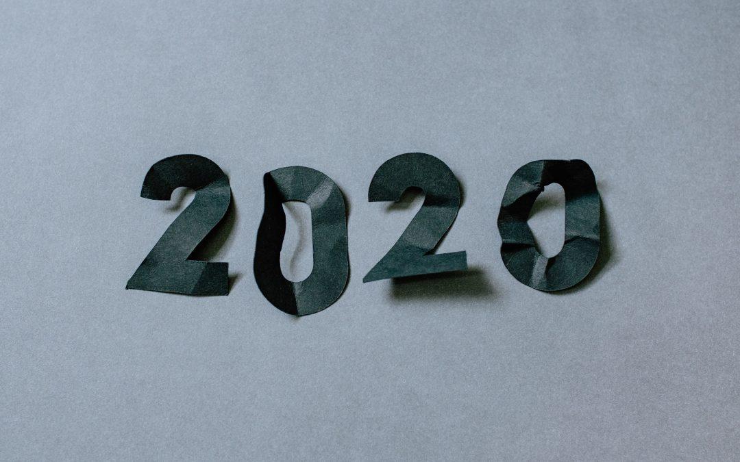 2020 – ett år vi kommer minnas för alltid!